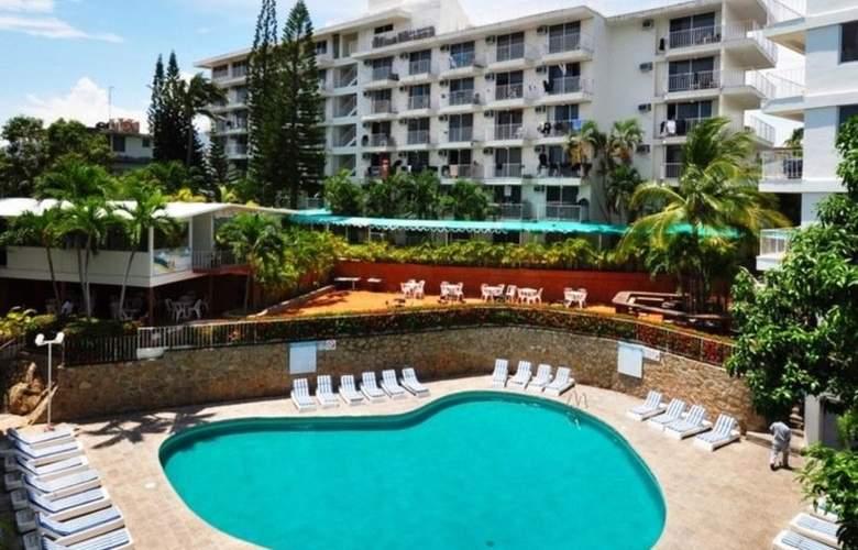Alba Suites Acapulco - Pool - 5