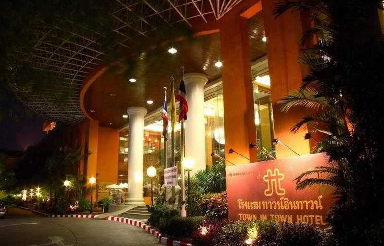 Town In Town Bangkok - Hotel - 0