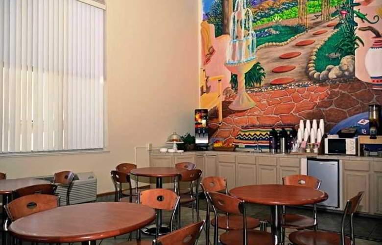 Albuquerque Inn and Suites - Restaurant - 6