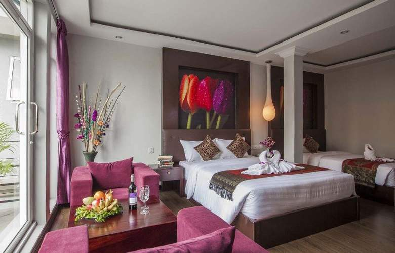 King Grand Suites Boutique Hotel - Room - 15