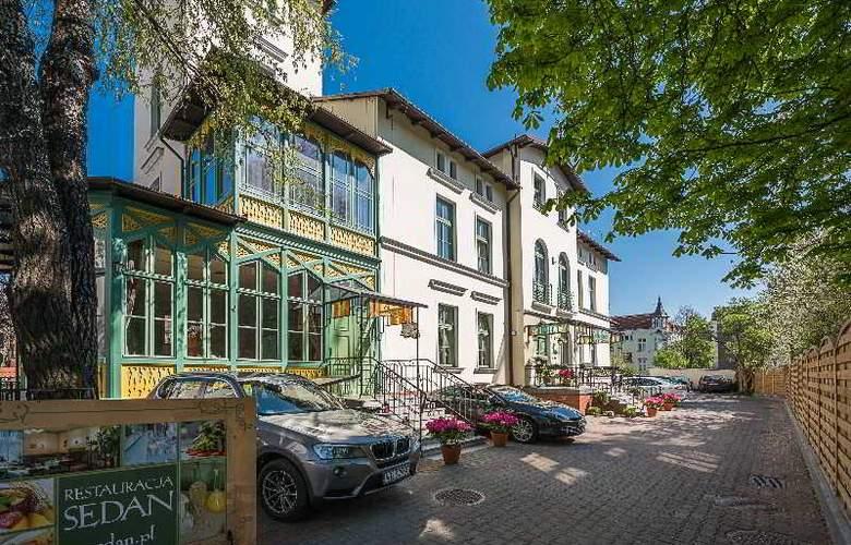 Villa Sedan Sopot - Hotel - 0