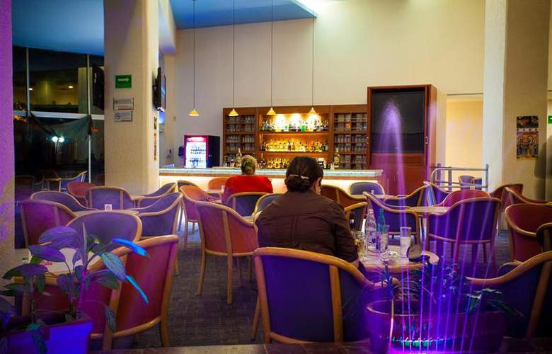 Best Western Plus Gran Morelia - Bar - 185