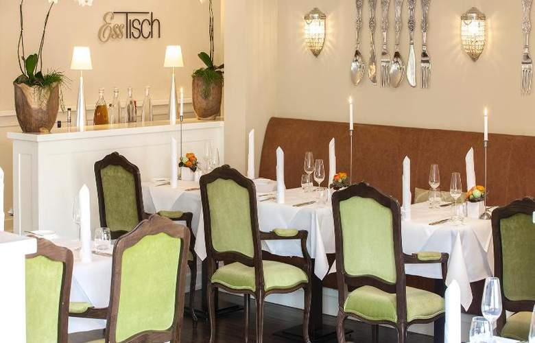 Kempinski Hotel Frankfurt Gravenbruch - Restaurant - 27