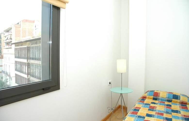 Sata Apartamentos Park Guell Área - Room - 13