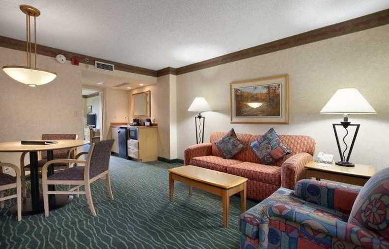 Embassy Suites Raleigh - Durham- Research Trian - Room - 7