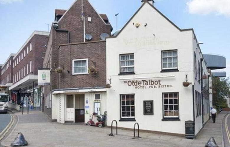 Ye Olde Talbot Hotel - Hotel - 0