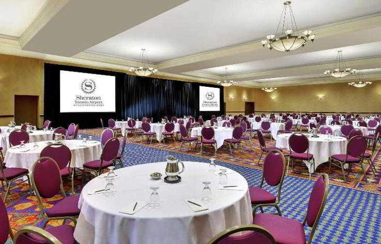 Sheraton Toronto Airport Hotel & Conference Center - Hotel - 20