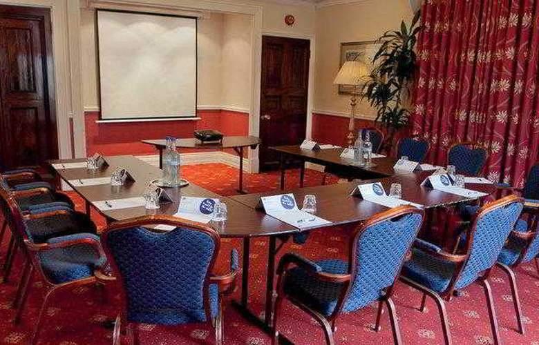 Best Western Chilworth Manor Hotel - Hotel - 57