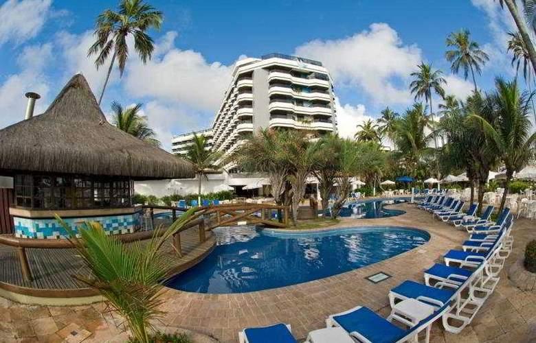 Maceio Atlantic Suites - Pool - 8