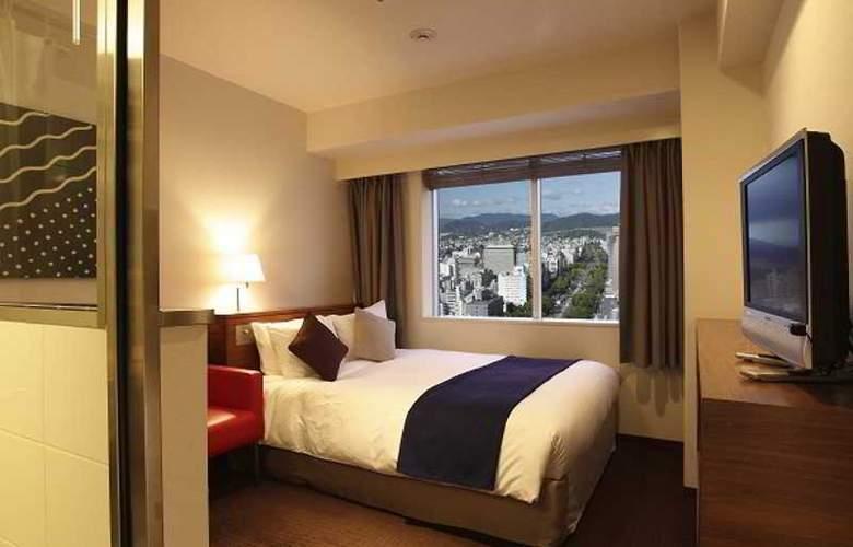 Oriental Hotel Hiroshima - Hotel - 9