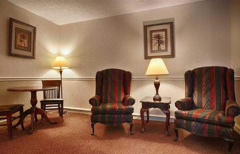 Best Western Chateau Louisianne - Hotel - 99