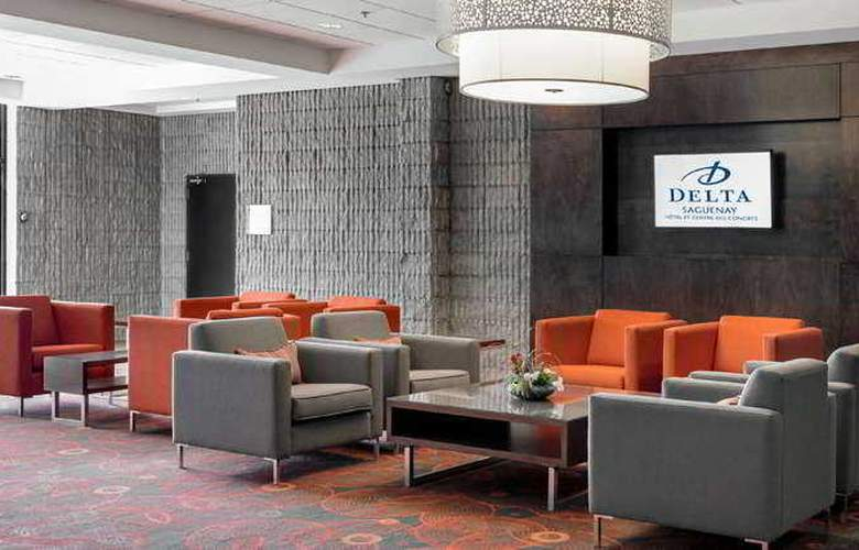 Delta Saguenay Hotel and Convention Center - Hotel - 0