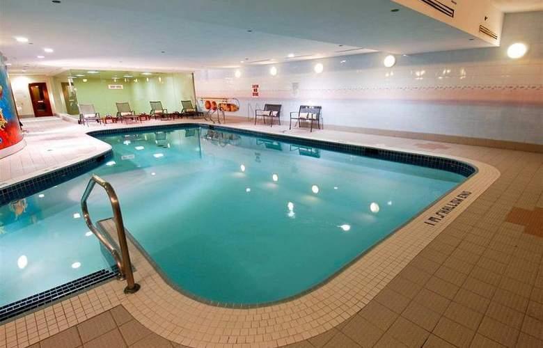 Novotel Toronto Mississauga Centre - Hotel - 11