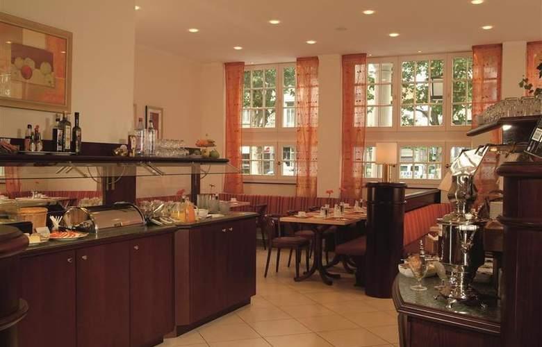 Best Western Hotel Hansa - Restaurant - 18