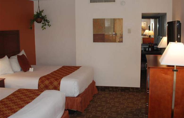 Best Western Plus University Inn - Room - 61
