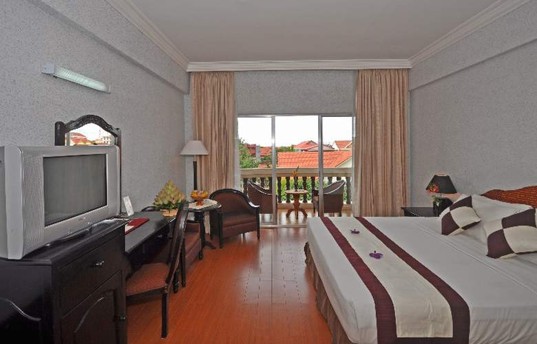 Somadevi Angkor Hotel & Spa - Room - 3