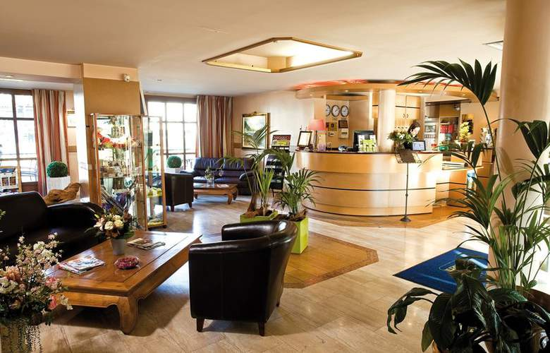 Best Western Hotel Le Pont D'or - General - 1
