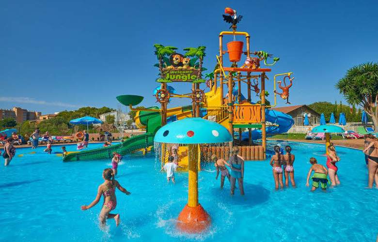Hyb Eurocalas by Garden Hotels - Pool - 23