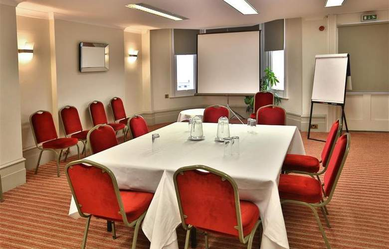 Best Western York House - Conference - 186
