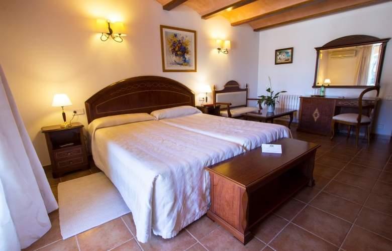 Monnaber Nou Spa, EcoHotel & Restaurante - Room - 16