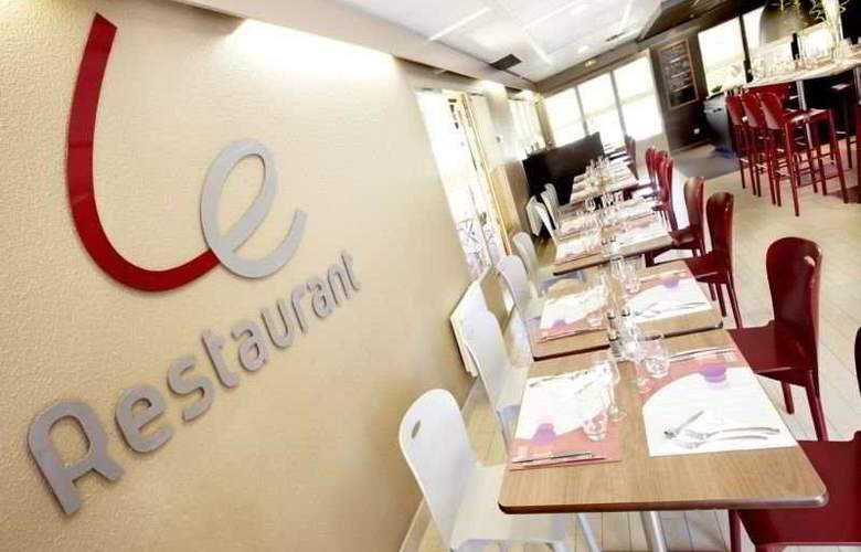 Campanile Vitrolles Anjoly - Restaurant - 4