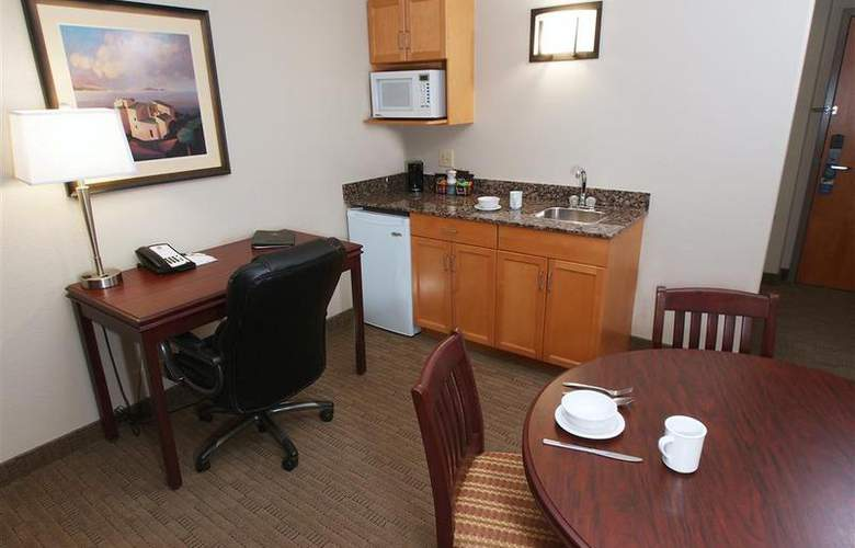 Best Western Pembina Inn & Suites - Room - 133