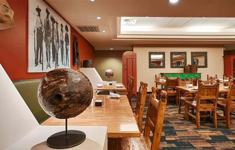 Best Western Plus Rio Grande Inn - Restaurant - 76