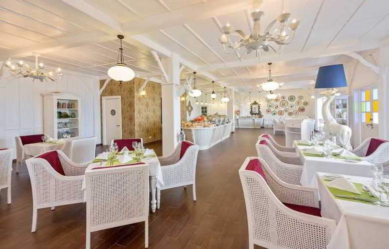Hotel Riu Palace Zanzibar - Restaurant - 25