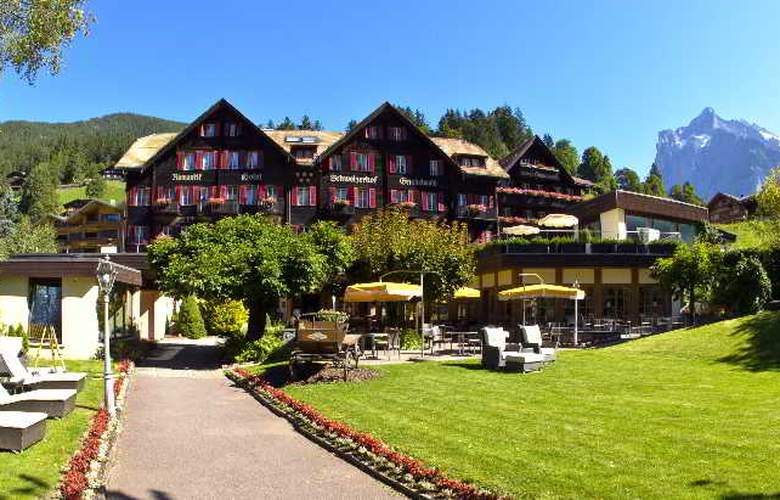 Romantik Schweizerhof - Hotel - 0