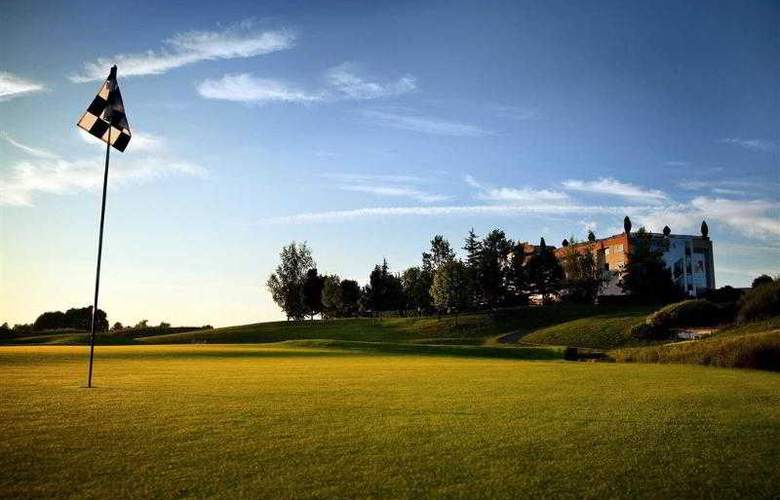 Novotel Saint Quentin Golf National - Hotel - 33