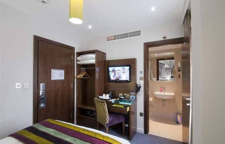Best Western Plus Seraphine Hotel Hammersmith - Room - 85