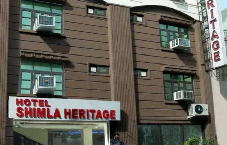 Shimla Heritage - Hotel - 0