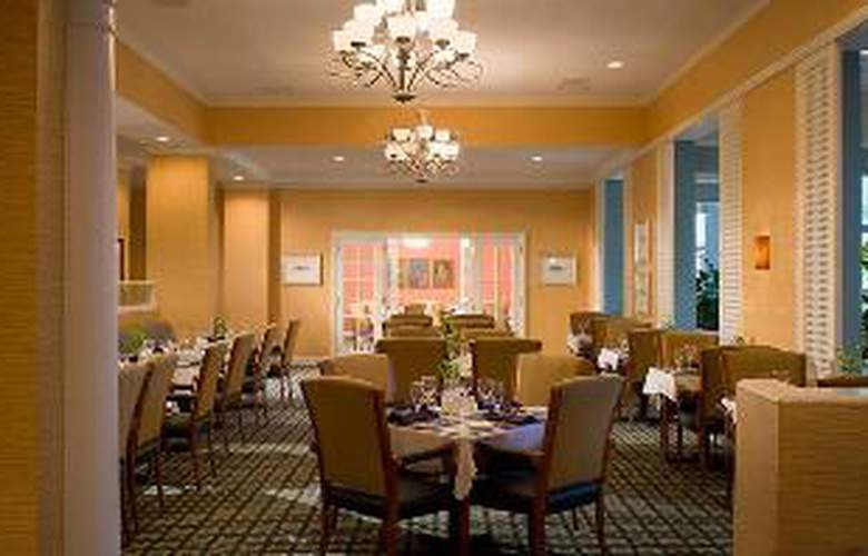 Hilton Fort Lauderdale Airport - Restaurant - 8
