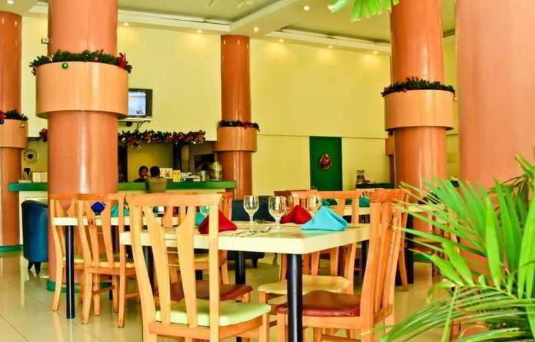 The Contemporary - Restaurant - 5