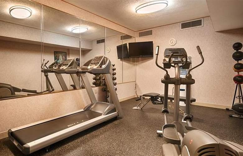 Best Western Plus Executive Suites Albuquerque - Sport - 6