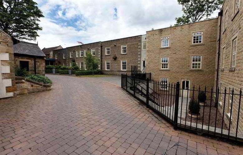 Best Western Mosborough Hall - Hotel - 72