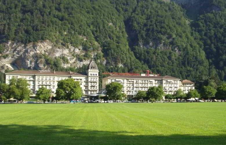 Victoria-Jungfrau - Hotel - 0