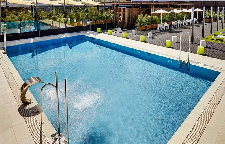 Sercotel Alcala 611  - Pool - 3