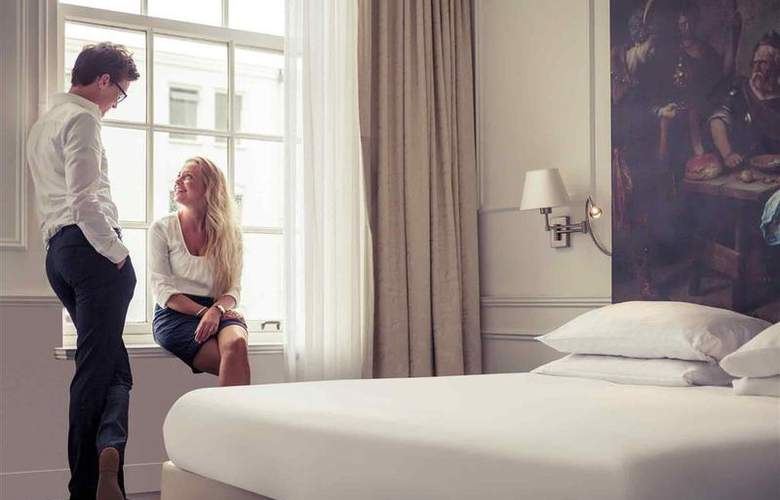 Mercure Amsterdam Centre Canal District - Room - 33