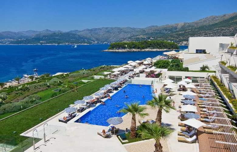 Valamar Dubrovnik President Hotel - Pool - 22