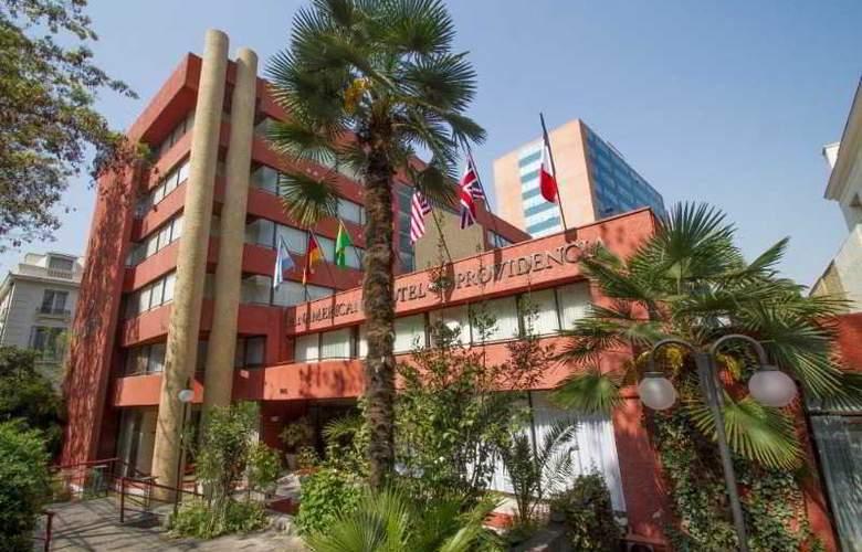 Panamericana Hotel Providencia - Hotel - 0