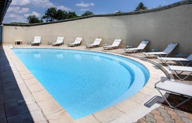 Best Western Hotel Golf D'Albon - Hotel - 8