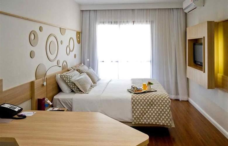 Mercure Sao Paulo Alamedas - Room - 31