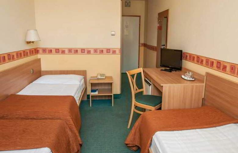 Gerand Hotel Eben - Room - 16
