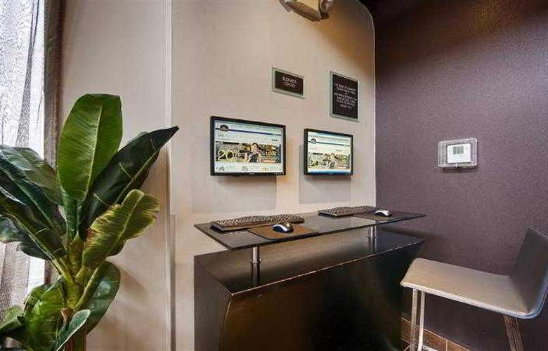 Best Western Plus Newark Airport West - Hotel - 69