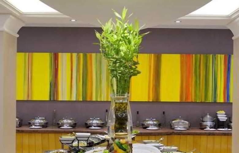 Riyadh Marriott - Restaurant - 7