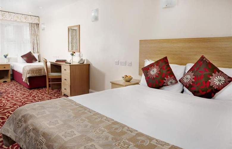 Best Western Ilford - Room - 21