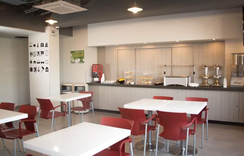 City Express Junior Ciudad del Carmen Isla de Tris - Restaurant - 10