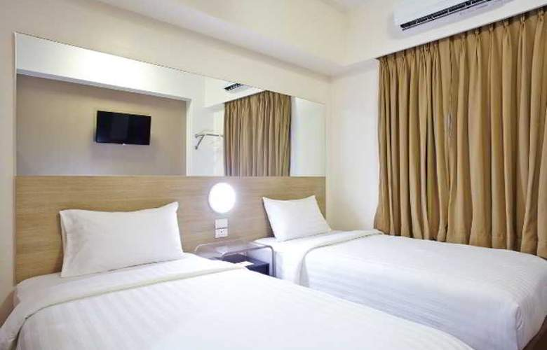 Red Planet Hotel Quezon City - Room - 14