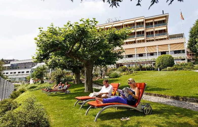 Eden Swiss Quality Hotel - Hotel - 9